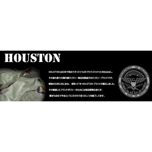 HOUSTON ヒューストン ウォバッシュ デニム ネイビーパーカー メンズ ミリタリージャケット 春物 50858|sanshin|11