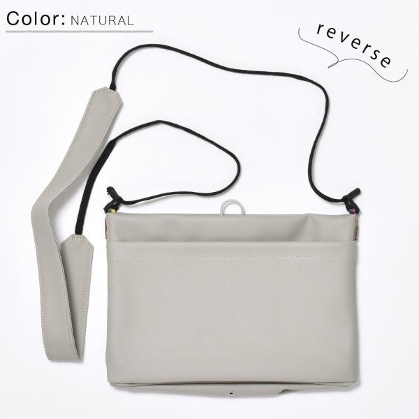 サコッシュ メンズ レディース ショルダー AIMAI sacoche 日本製 バッグ カバン 鞄 夏|sansuiya|11
