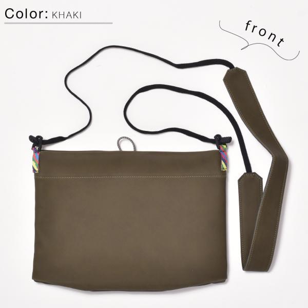 サコッシュ メンズ レディース ショルダー AIMAI sacoche 日本製 バッグ カバン 鞄 夏|sansuiya|14