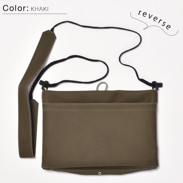 サコッシュ メンズ レディース ショルダー AIMAI sacoche 日本製 バッグ カバン 鞄 夏|sansuiya|15
