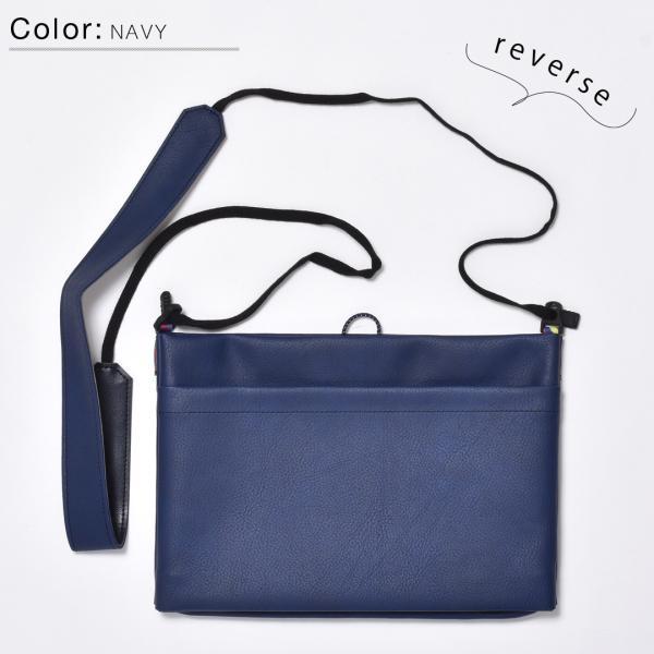 サコッシュ メンズ レディース ショルダー AIMAI sacoche 日本製 バッグ カバン 鞄 夏|sansuiya|17
