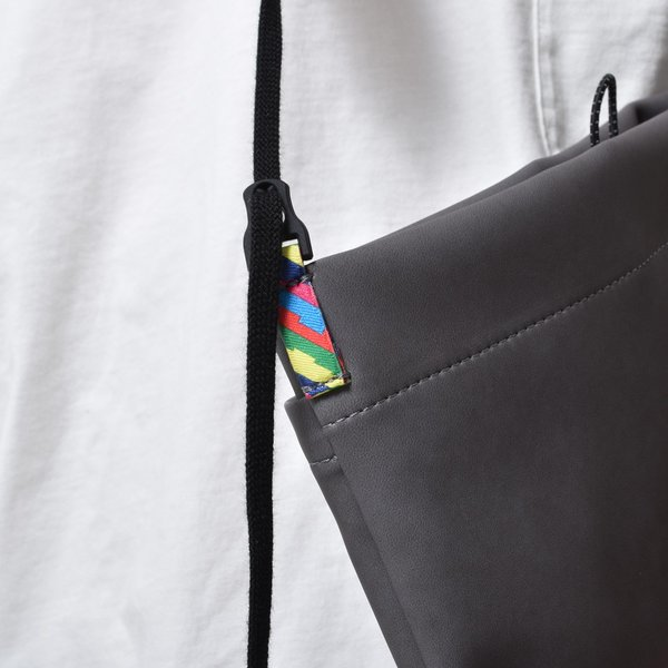 サコッシュ メンズ レディース ショルダー AIMAI sacoche 日本製 バッグ カバン 鞄 夏|sansuiya|07