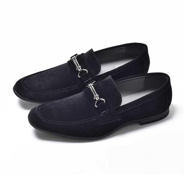 ビットローファー ローファー メンズ PU革靴 シューズ 靴 2017 秋|sansuiya|06