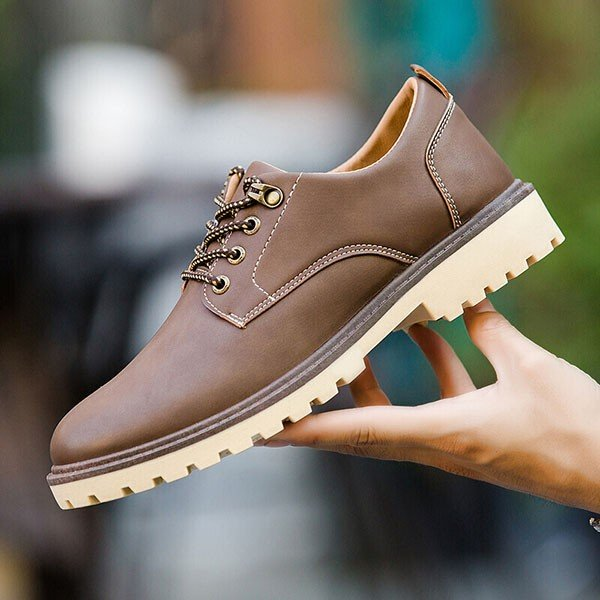 オックスフォードシューズ メンズ 合成革靴 プレーントゥ カジュアル おしゃれ 紳士 冬|sansuiya|06