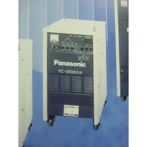 Panasonic ツインインバータ制御交直兼用TIG溶接機 (本体のみ) / YC-300WX4T00 santec1949