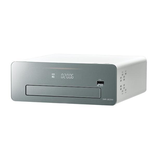 おうちクラウドDIGA(ディーガ) 2TB HDD搭載 ブルーレイレコーダー 3チューナー 無線LAN内蔵 DMR-UBZ2060 Panasonic (パナソニック)