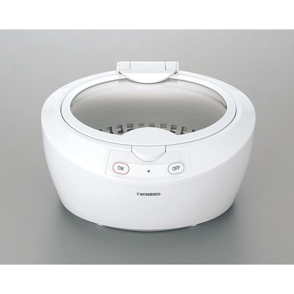 EC-4518W ツインバード工業 超音波清浄器 (ホワイト)