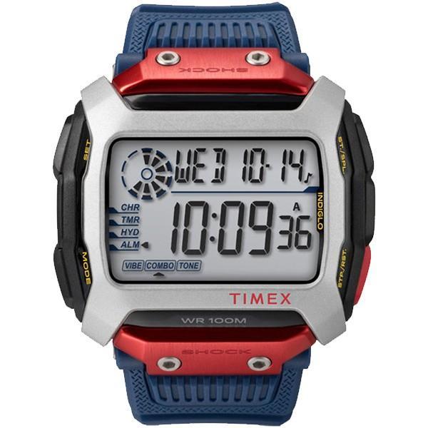 Command Red Bull Cliff Dive Collab (タイメックス×レッドブル) TW5M20800 TIMEX (タイメックス)