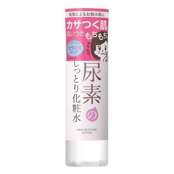 すこやか素肌 尿素のしっとり化粧水 200ml (石澤研究所 尿素とヒアルロン酸 尿素 ヒアルロン酸 化粧水 ローション )