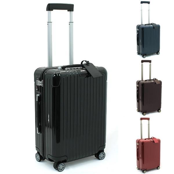リモワ RIMOWA サルサデラックス SALSA DELUXE 37L キャリーケース スーツケース(TSAロック) 830 53