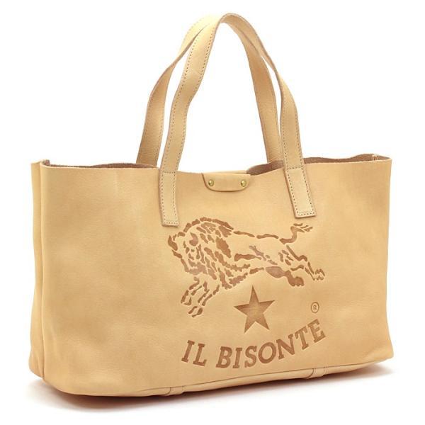 クーポン使えます 期間限定セール イルビゾンテ IL BISONTE トートバッグ A2666 P santnore 08