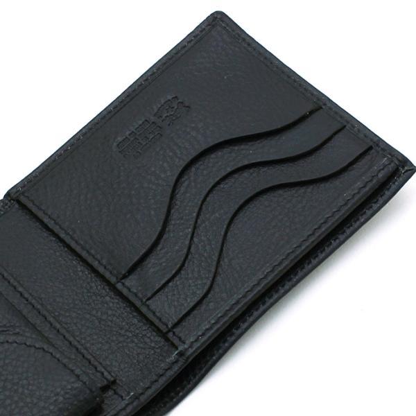 イルビゾンテ IL BISONTE 二つ折り財布 C0487 MP|santnore|05