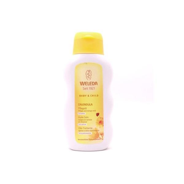 無香料タイプ  ヴェレダ  カレンドラ(CA)  ベビーオイル  全身用トリートメントオイル:200ml|santnore