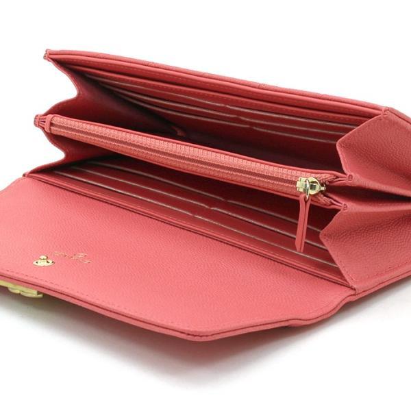 クーポン使えます シャネル CHANEL ボーイシャネル BOY CHANEL 長財布ファスナー A80286 Y33262 ピンク