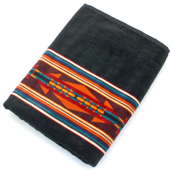 クーポン使えます ペンドルトン PENDLETON タオルブランケット スパタオル XB233 Oversized Jacquard Towels 約101×177cm|santnore|05