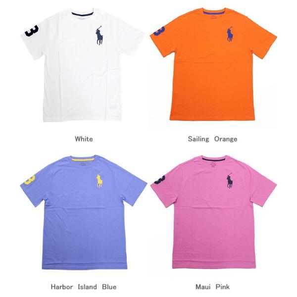 ラルフローレン RALPH LAUREN BOY'S ビッグポニーTシャツ|santnore|07