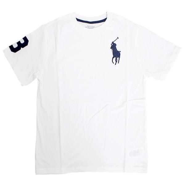 ラルフローレン RALPH LAUREN BOY'S ビッグポニーTシャツ|santnore|09