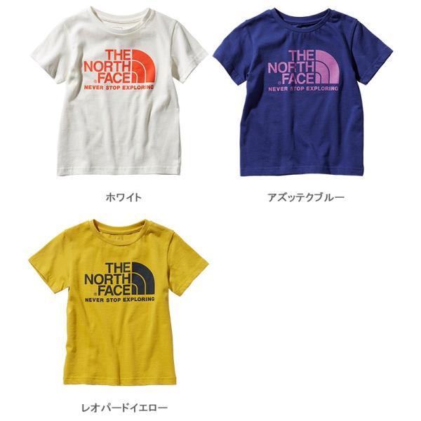 ノースフェイス THE NORTH FACE ショートスリーブ カラードーム Tシャツ NTJ31938 国内正規品|santnore|10