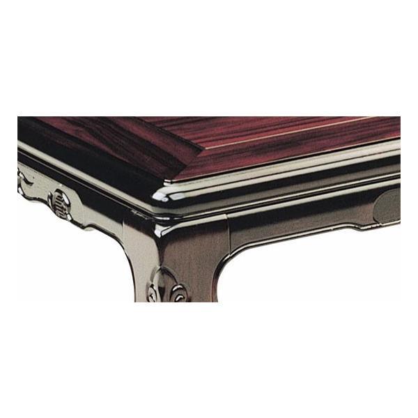 大型長方形純和風こたつテーブル コタツ 180センチ巾、長方形 大津(おおつ) 国産品(日本製)