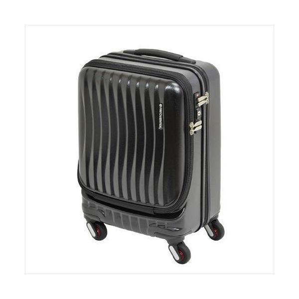 スーツケース エンドー鞄 フリクエンター FREQUENTER静音 キャスター 4輪  ハードキャリー キャリーケース ストッパー付き 機内持込 鍵付 34L(即納)|sanwadirect