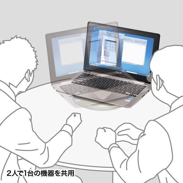 回転台 テレビ回転台  モニター TV パソコン 回転盤 回転テーブル|sanwadirect|11