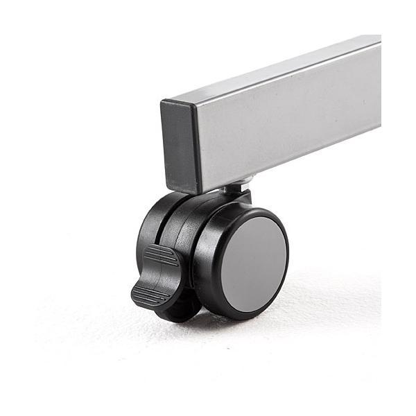 プロジェクター台 天板拡張機能付き(即納)|sanwadirect|04