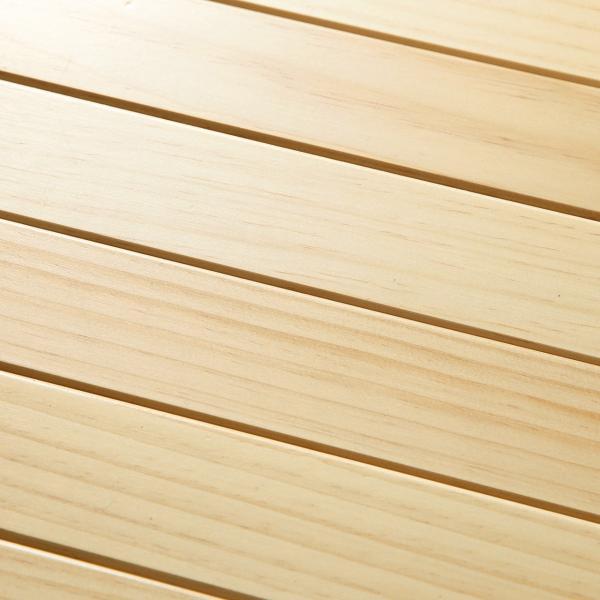 ウッドラック 3段 ウッドシェルフ 棚 収納 パイン材 ユニットシェルフ 天然木 オープンラック 幅90cm 奥行40cm 高さ80cm(即納)|sanwadirect|12