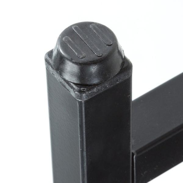 パソコンデスク ラック 幅100cm デスク ラック付き スリム 棚付き 本棚 木製 収納 スタンダード パソコンラック|sanwadirect|16