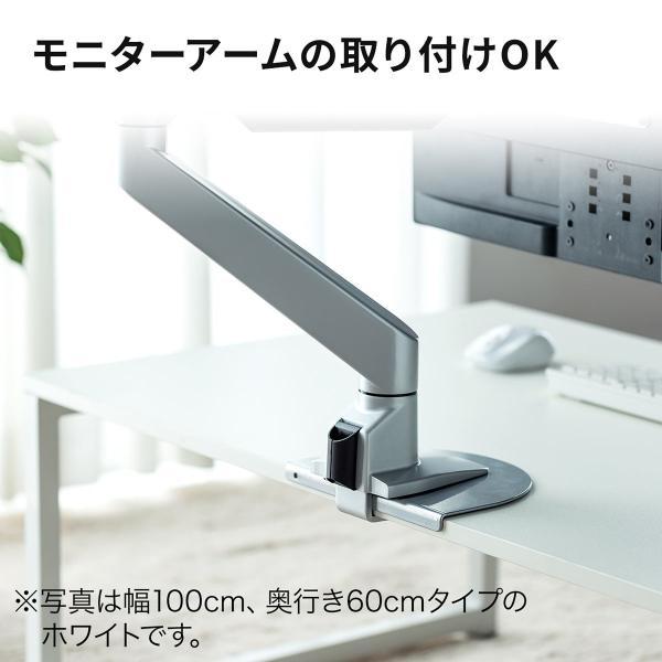 ローデスク 幅80cm パソコンデスク ロータイプ デスク ローテーブル 座デスク 勉強 学習 机 おしゃれ(即納)|sanwadirect|13