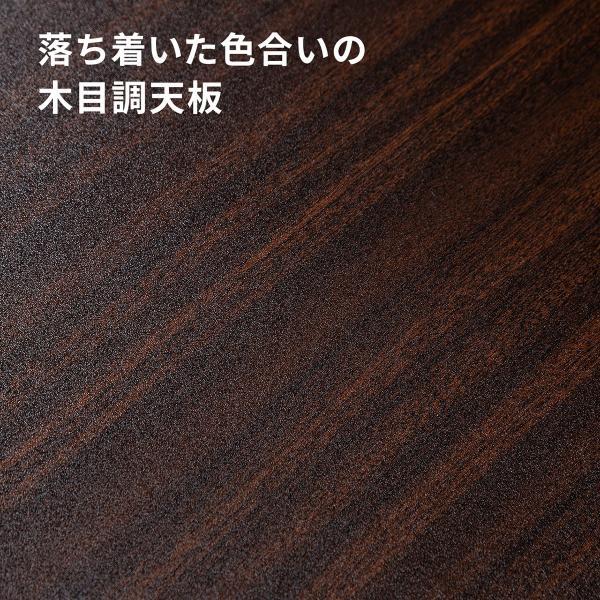 ローデスク 幅80cm パソコンデスク ロータイプ デスク ローテーブル 座デスク 勉強 学習 机 おしゃれ(即納)|sanwadirect|09