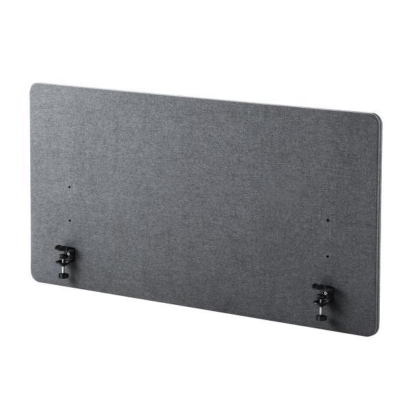 デスクトップパネル 仕切り 卓上 衝立 デスクパーテーション フェルト クランプ式 幅120cm オフィス(即納)|sanwadirect|17