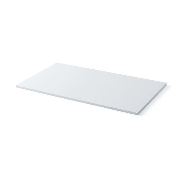 スタンディングデスク用 天板 幅120cm 奥行70cm スタンディングテーブル 昇降式(即納)|sanwadirect|02
