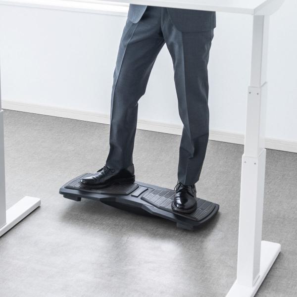 バランスボード 体幹トレーニング フットレスト 足置き エクササイズ ダイエット(即納) sanwadirect 13