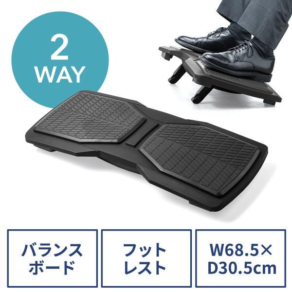 バランスボード 体幹トレーニング フットレスト 足置き エクササイズ ダイエット(即納) sanwadirect 21