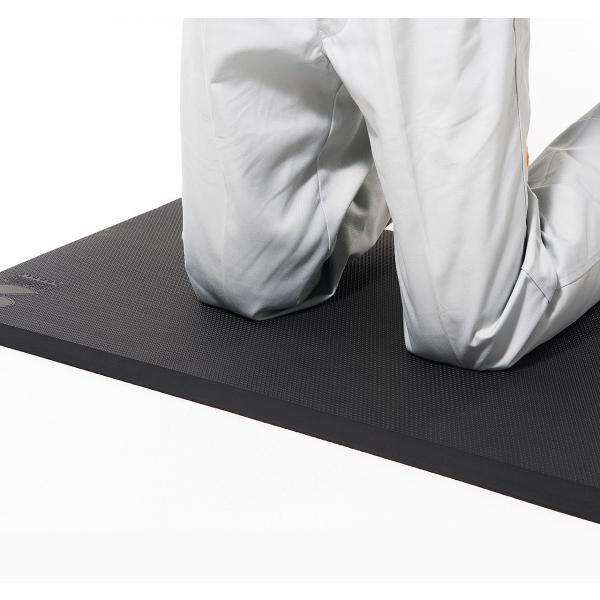 疲労軽減 マット 立ち作業 滑り止め 冷え防止 幅150cm(即納)|sanwadirect|07