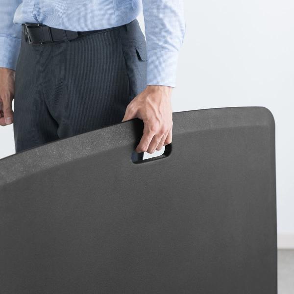 疲労軽減マット 腰痛 対策 滑り止め機能 立ち仕事対策 耐水 作業 工場(即納)|sanwadirect|10