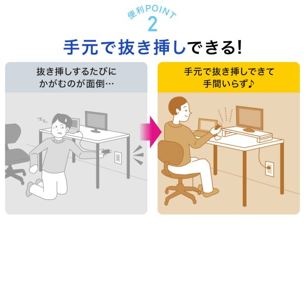 モニター台 USBポート 電源タップ 机上台 液晶 パソコン台 モニター 液晶モニター台 机上ラック(即納)|sanwadirect|04
