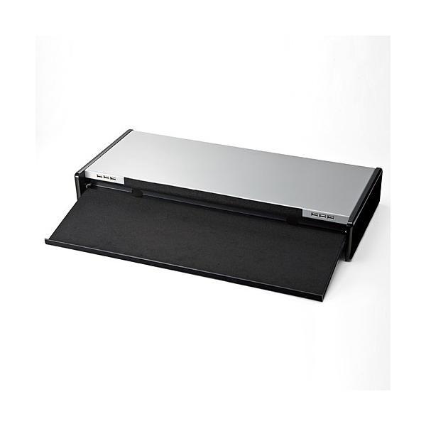 モニター台 液晶 机上ラック USBハブ iPhone iPad スマホ スタンド(即納)|sanwadirect|10
