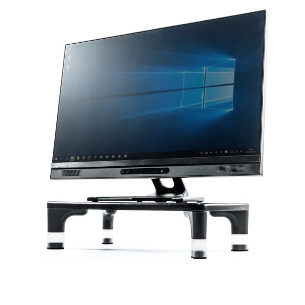 モニター台 パソコン 机上台 液晶 高さ調整|sanwadirect|13