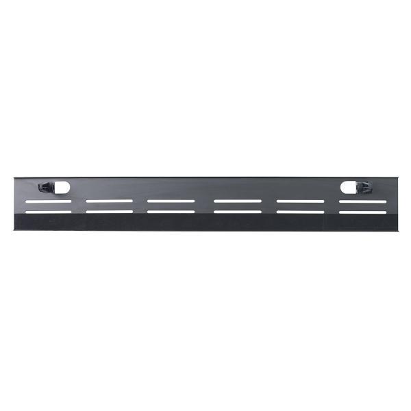 ディスプレイ テレビ 上 収納 ボード テレビ モニター 上部 収納台 モニター用 小物置 収納トレー リモコン 設置 置き場 幅90cm(即納)|sanwadirect|16