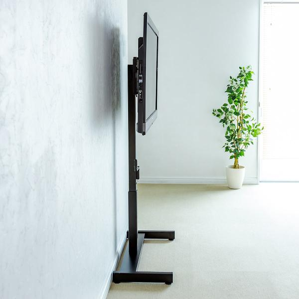 テレビスタンド 壁寄せテレビ台 手動上下昇降 32 37 42 43 49 50 52 型 インチ 対応(即納)|sanwadirect|16