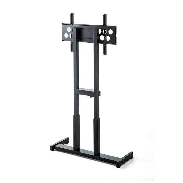 テレビスタンド 壁寄せテレビ台 手動上下昇降 55型/57型/60型/65型対応(即納)|sanwadirect|18
