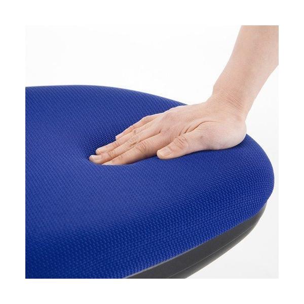 オフィスチェア パソコンチェア 事務椅子 学習 オフィスチェアー デスクチェア 椅子 チェア チェアー イス いす オフィス(即納)|sanwadirect|16