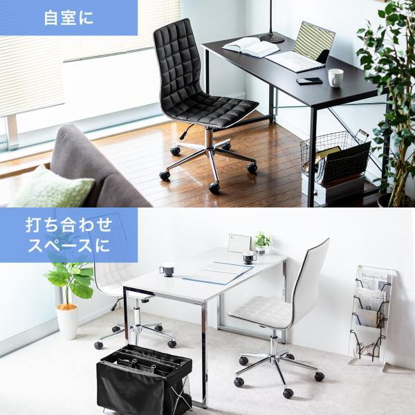 デスクチェア オフィス おしゃれ(即納)|sanwadirect|06