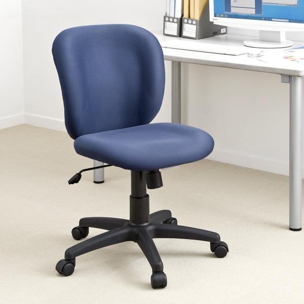オフィスチェア パソコンチェア 事務椅子 学習椅子 オフィスチェアー デスクチェア  チェア チェアー イス いす オフィス 低反発 疲れにくい(即納)|sanwadirect|08