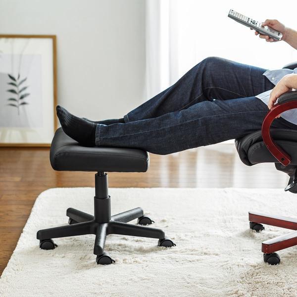 オットマン リラックス 脚置き台 スツール チェア 椅子 ソファ シンプル sanwadirect 12