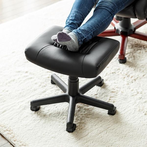 オットマン リラックス 脚置き台 スツール チェア 椅子 ソファ シンプル sanwadirect 19