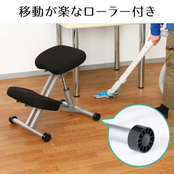 バランスチェア バランスチェアー 姿勢 矯正 椅子(即納)|sanwadirect|08