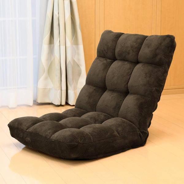 座椅子 座いす 座イス 低反発 リクライニング コンパクト 座椅子|sanwadirect|18