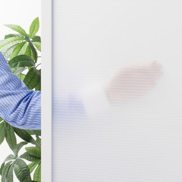 パーティション オフィス 衝立 折りたたみ 3連 半透明 パーテーション オフィス 会社(即納)|sanwadirect|16